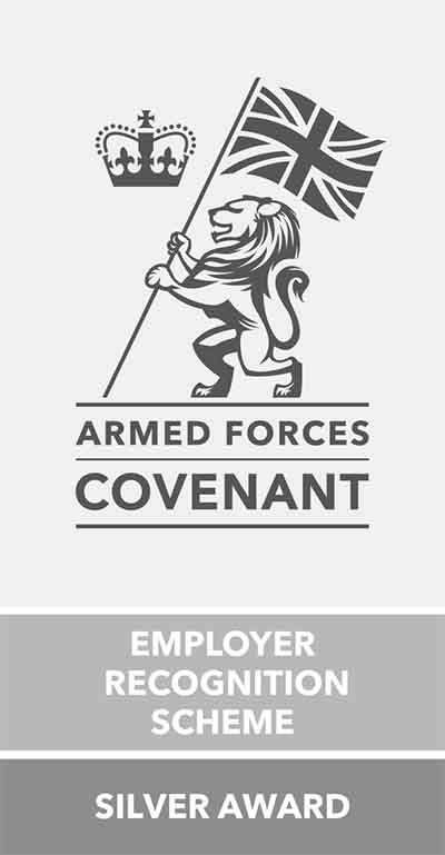 Silver Award Armed Forces Corporate Covenant