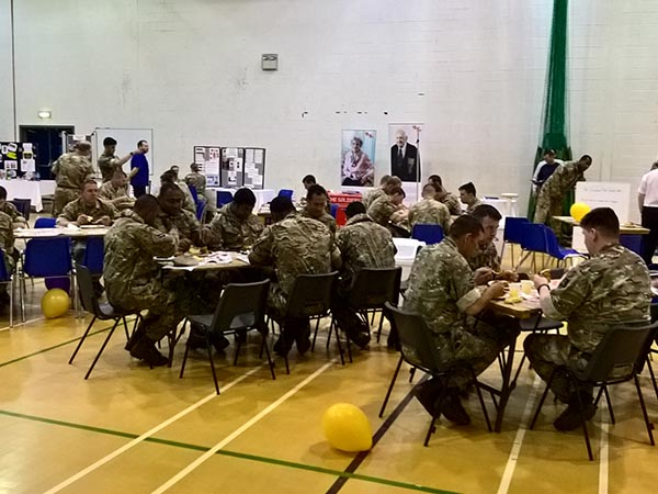 Regimental G1 Study day