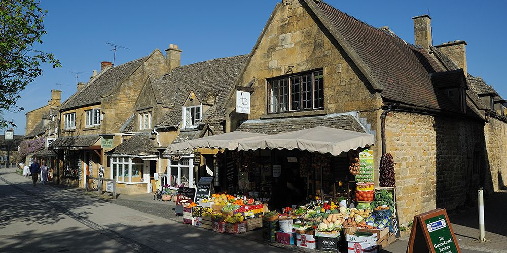 Quintessentially British - Visit the Cotswolds, you'll be glad you did