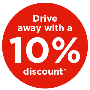 10% discount^