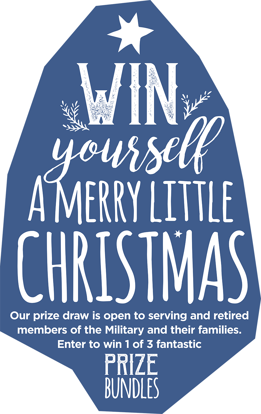 Win yourself a merry little Christmas